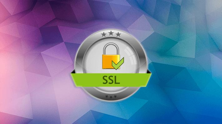 Установка RapidSSL сертификата