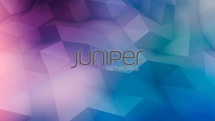 Сброс пароля Juniper SRX-series