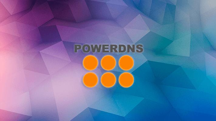 Установка PowerDNS в CentOS 7